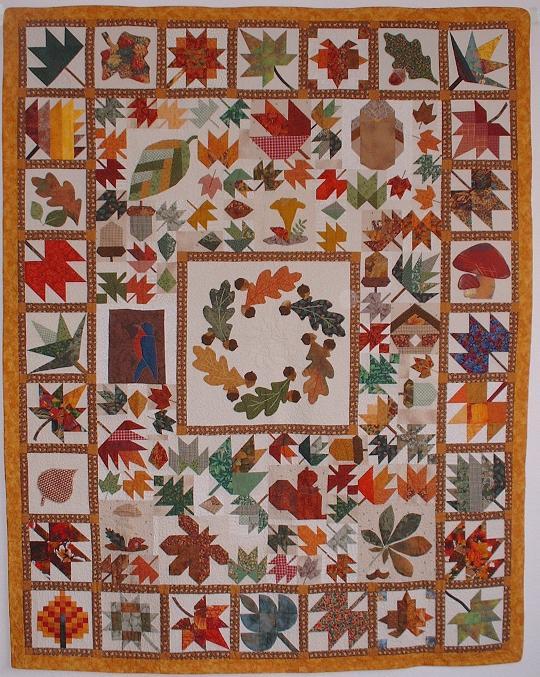claudias quilts autumnwood