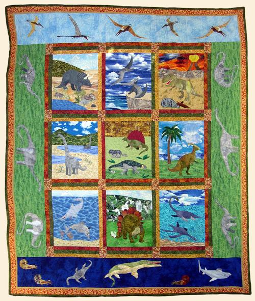 claudias quilts patternshop dinosaurs